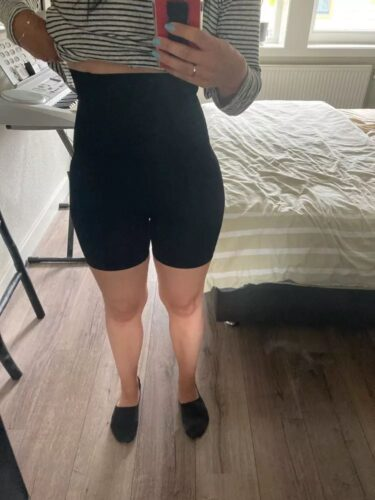 Damen Bauchweg Shapewear Taillenformer Miederhose photo review