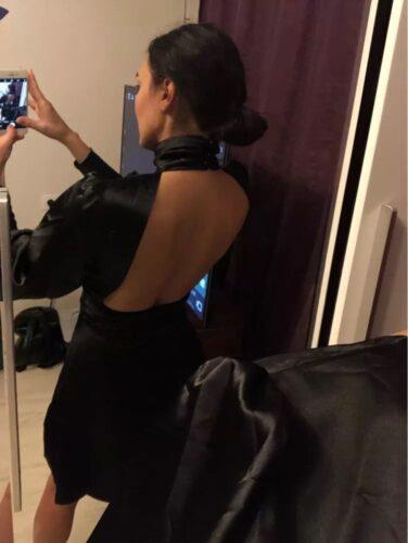 Damen unsichtbarer rückenfreier verlängerer BH für rückenfreies Kleid photo review